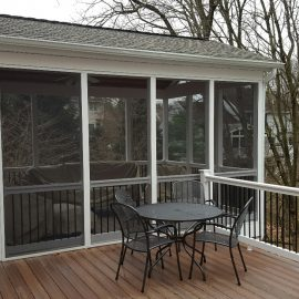 Deck Porch Gallery